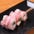 料理メニュー写真【野菜串ランキング 1位】ニラチーズ串