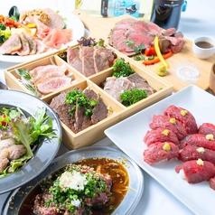 肉バルで肉寿司と…ジビエ!? 肉神のおすすめ料理1