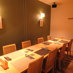 La cuisine de TAKUMI ラ キュイジーヌ ド タクミの雰囲気1