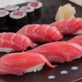 料理メニュー写真にぎり寿司 鮪づくし
