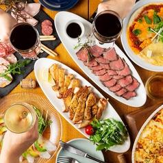 カフェザランチ Cafe the Launch 中洲店のコース写真