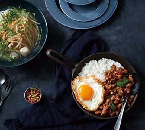 バンコクに本店をもつ本格タイ料理の人気店を気軽にお楽しみいただけます♪