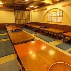 大漁丸食堂の雰囲気1