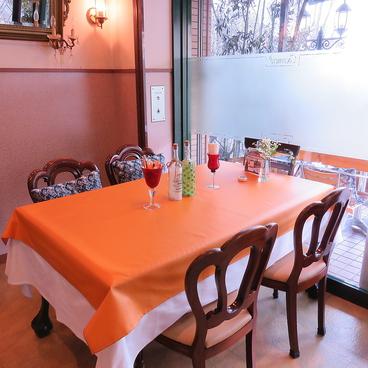 Trattoria&Bar Cocomero ココメロの雰囲気1