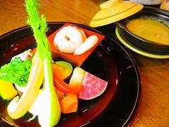 くずし割烹とせいろ飯の店 杏の写真