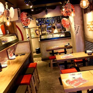 中野 肉寿司の雰囲気1