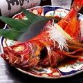 料理メニュー写真金目鯛の煮付