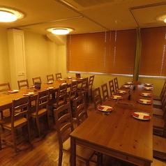 ワイン食堂 ぐるまん Gourmandの雰囲気1