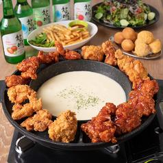 韓国チキン専門店 GLOBAR グラバー 柏店のおすすめ料理1