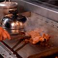 料理メニュー写真骨付きカルビ