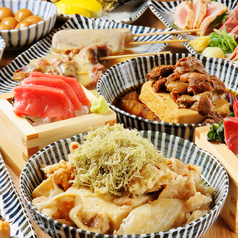 大衆食堂 安べゑ 甲府駅前店のコース写真