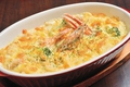 料理メニュー写真海鮮グラタン/濃厚チーズグラタン