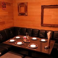 個室ステーキ酒場 マルコニの雰囲気1