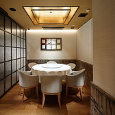 完全個室完備。最大14名様まで対応しております。プライベートシーンや、大切な人とのとっておきの時間にもお使いいただけます。