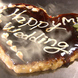 花火の演出など、お好み焼きケーキでお祝い★