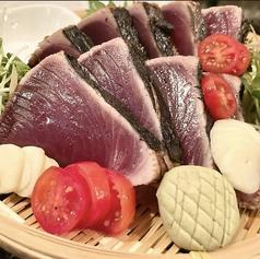 高知県産 鰹の塩タタキ
