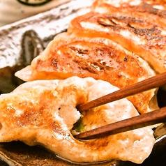 料理メニュー写真肉汁焼餃子(6ヶ)