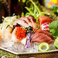 料理メニュー写真朝獲れの新鮮な魚介類も豊富にご用意!