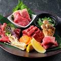 料理メニュー写真《新鮮》さも人気!魚・肉・野菜すべて鮮度にこだわる!