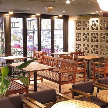 CHERRY BEANS CAFE&Gaest.の雰囲気1