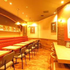 プロント PRONTO FOOD&TIME ISETAN YOKOHAMAの雰囲気1