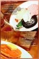 料理メニュー写真はちみつパンケーキ