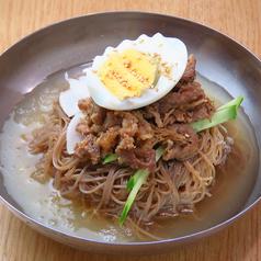 プルコギ冷麺