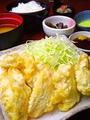 料理メニュー写真鶏天定食