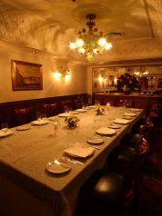 接待・お食事会の際は個室も御座います