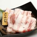 料理メニュー写真山形 豚バラ(タレ・塩)/黒豚 豚トロ(タレ・塩)