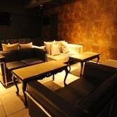 【全席ソファの完全個室】4名~ご利用いただける完全個室♪もちろんカラオケやモニターなども