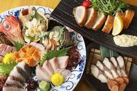 旬を追った瀬戸内鮮魚をお楽しみいただけます。