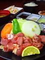 料理メニュー写真鶏焼定食