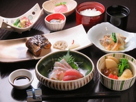 季節の味覚を愉しむ和食でおもてなし