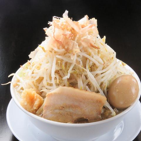 二郎系ラーメン 麺匠 やま虎 本通り本店