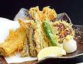 料理メニュー写真穴子の天ぷら