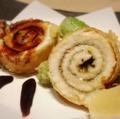 料理メニュー写真ふわっ旨穴子の天ぷら