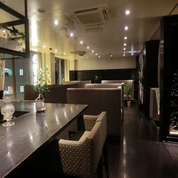 バタフライ カフェ Butterfly Cafeの雰囲気1