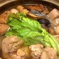 料理メニュー写真<冬季限定>沖縄デビチおでん盛(5品)