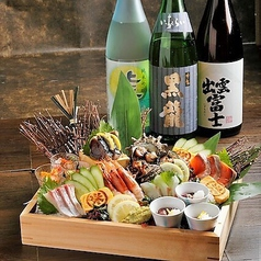 天ぷら海鮮 米福 西梅田店のコース写真