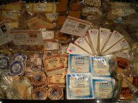 直輸入チーズの充実!!