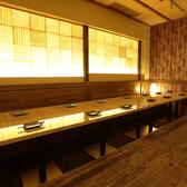 個室居酒屋 囲 札幌店の雰囲気3