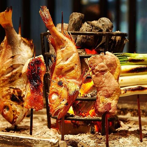 地産地消をコンセプトに沖縄の新鮮な素材を色んな調理法で最大限に旨味を引き出します
