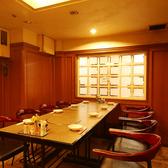 【各種ご宴会に◎4~8名様用の完全個室】完全個室のプライベート空間となっておりますので、周りを気にすることなくストレスフリーなご宴会をお楽しみいただけます♪ワイワイ賑やかにお過ごしください☆