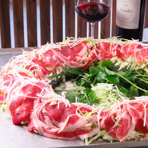 ◆極上の肉!鹿児島発祥・次代のしゃぶしゃぶ、北海道初の「炊き肉」専門店◆
