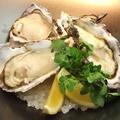 料理メニュー写真生牡蠣(1pc)