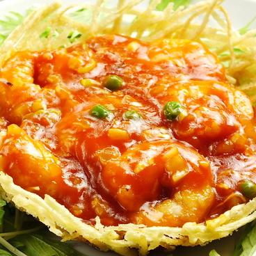 中国料理 上海樓 横堀店のおすすめ料理1