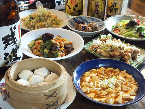Chinese Dining クーロン 久米店