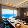 横浜ロイヤルパークホテル 四季亭の雰囲気1