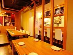 和食と串揚げ えにしびの雰囲気1